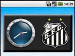 Clock - Santos FC 1.0 Screenshot