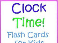 Clock Time for Kids 2 Screenshot