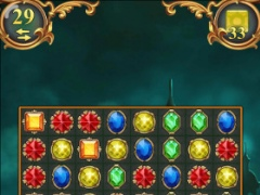 Review Screenshot - Match 3 Game – Lift the Clockmaker's Curse from the Town