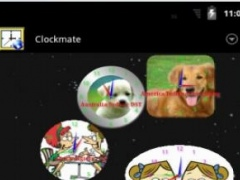 Clockmate Android Free 0400160 Screenshot