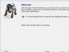Clone Terminator 3.0 Screenshot
