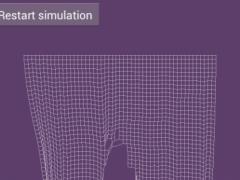 Cloth Sim 1.1 Screenshot