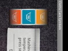Clothes Care Symbols 1.1 Screenshot