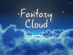 Cloud Fancy Keyboard Theme 1.0 Screenshot