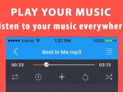 Cloud Player Pro - backup and streams music - Free Download & Player Music For Cloud 1.4 Screenshot