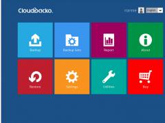 CloudBacko Pro for Windows 2.1.0.0 Screenshot