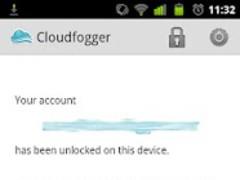 Cloudfogger Cloud-Encryption 1.1.1964 Screenshot