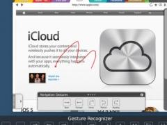 CloudSurfer (Web Browser) 1.2.1 Screenshot