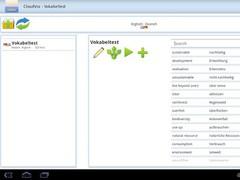 CloudVoc 1.3.9 Screenshot
