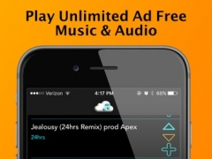 CloudX - Unlimited Ad Free Music For Free Download