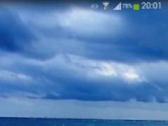 Cloudy Ocean Live Wallpaper HD 3.0 Screenshot