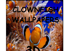 ClownFish 3d Wallpapers 1.6 Screenshot