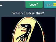 Club football quiz game 2.1.1b Screenshot