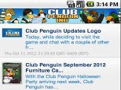 Club Penguin Cheats App 234927 Screenshot