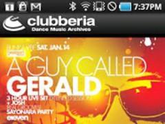 clubberia 2.0.12 Screenshot