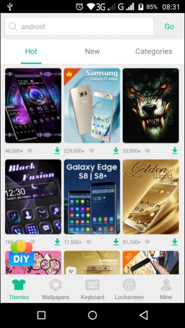 Cm Launcher 3d Themes Wallpapers Free Download
