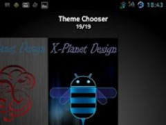 CM10.1 cm10 AOKP THEME X-Honey 1 Screenshot