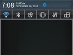 CM10/AOKP ANGEL THEME 1.01 Screenshot
