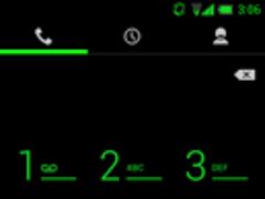 CM10 / AOKP : Holo Mint Green 105 Screenshot