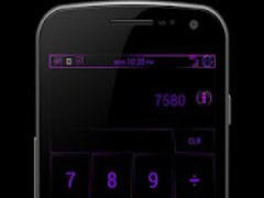 CM10 JB Theme: GRAPE APE 1.0.3 Screenshot