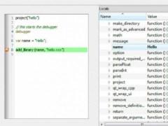 CMakeScript  Screenshot