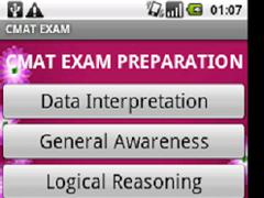 CMAT EXAM 1.3.2 Screenshot