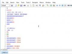 CNC Syntax Editor 3.1.8.206 Screenshot