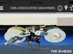 CNS Associates Machines 1.0 Screenshot
