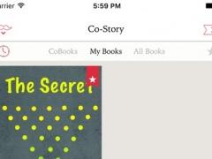 Co-Story - Write Books Together 1.0 Screenshot