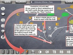 CoachMe™ Football Edition Lite 4.0 Screenshot