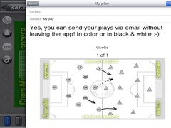 CoachMe™ Soccer Edition Pro 1.1 Screenshot