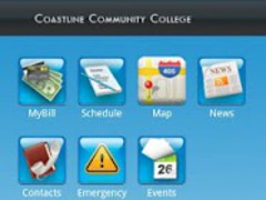 Coastline Community College 1.01 Screenshot
