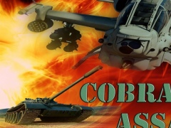 Cobra Assault - Tank Slayer 3D 1.0 Screenshot
