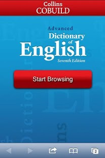 Collins cobuild advanced learners dictionary 5th edition download.