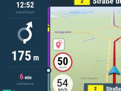 CoCar powered by Navmii 3.6.0 Screenshot