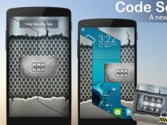 Code Screen Lock 1.0 Screenshot