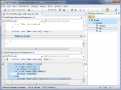 Code Compare Pro 4.2 Screenshot