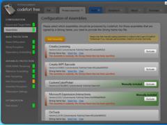 CodeFort .NET & Silverlight Obfuscator 1.6.4738 Screenshot