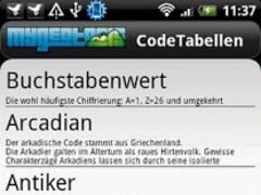 CodeTables 1.2.3 Screenshot