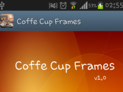 Coffee Cup Frames - 2014 1.0 Screenshot