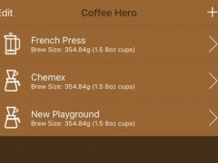 Coffee Hero 1.0 Screenshot