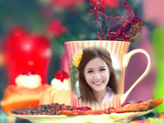 Coffee Mug Frame 1.0 Screenshot