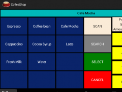Coffee Shop and Restaurants 8.02 Screenshot