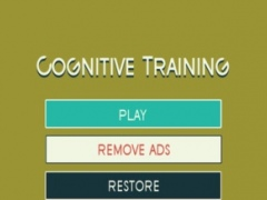 Cognitive Thinking - Empower Your Brain Fitness With Small Fun Games 1.0 Screenshot