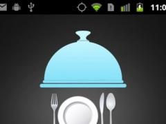 Coimbatore Restaurants APP 1.2 Screenshot