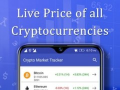 live cryptocurrency tracker