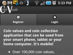 Coin Values Coin Prices 5.1.1 Screenshot