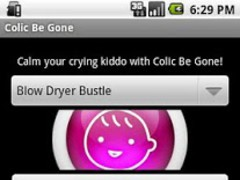 Colic Be Gone 1.0.1 Screenshot