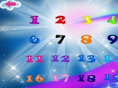 Collect The Numbers Ride Learn To Count 1.0 Screenshot