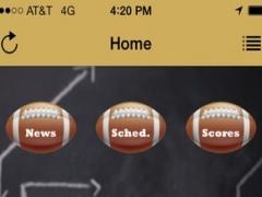 College Sports - Notre Dame Football, ND Fighting Irish Edition 1.4 Screenshot